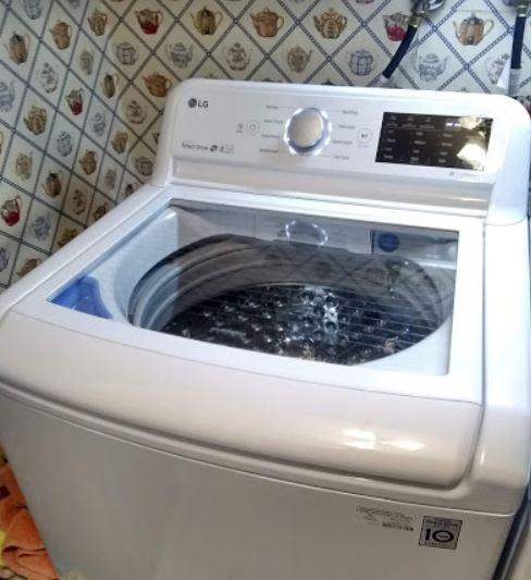 Washing Machine for Senior in Need