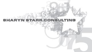 Sharyn Starr Consulting